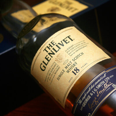 The Glenlivet, 18YO (43%)